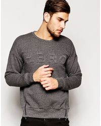Izzue - Sweatshirt With Hero Print - Lyst