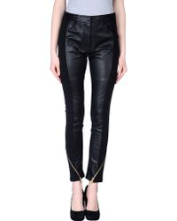Alice By Temperley Casual Trouser black - Lyst