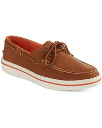Tommy Bahama Rester Boat Shoes - Lyst