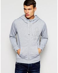 G-star Raw G Star Hooded Sweatshirt Teymors Zipthru Large A - Lyst