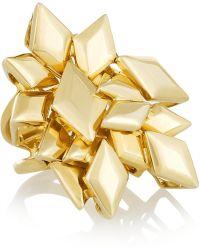 Ana Khouri Libertines 18-karat Gold Ring - Lyst