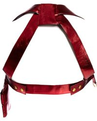 House Of Holland Red Phone Holster - Lyst