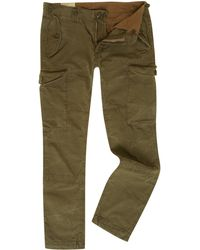 Polo Ralph Lauren Canadian Striaght Fit Cargo Pant - Lyst
