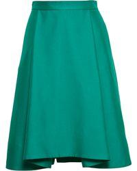 OSMAN Pleated Skirt - Lyst