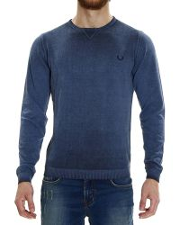 Fred Perry Sweater Man - Lyst
