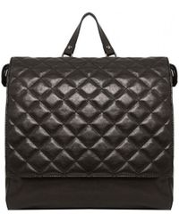 Alice + Olivia Scarlet Quilted Leather Backpack - Lyst