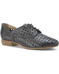 Seychelles Black Scamp Oxfords - Lyst