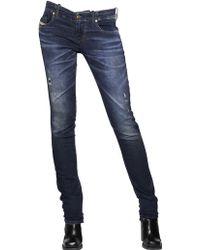 Diesel Printed Super Comfort Jogg Jeans - Lyst