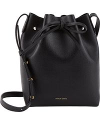 Mansur Gavriel Mini Bucket Bag - Lyst