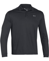 Under Armour Coldgear Infrared Performance Polo Shirt - Lyst