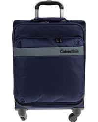 Calvin Klein - Wheeled Luggage - Lyst