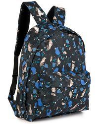 Acne Studios - Olov Printed-satin Backpack - Lyst