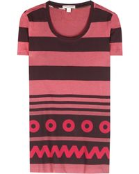 Burberry Brit Printed T-shirt - Lyst