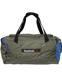 Reebok | 48 L Nylon Ripstop Duffel Gym Bag | Lyst