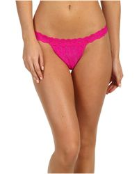 Hanky Panky Signature Lace Gstring - Lyst