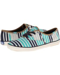 Keds Champion Multi Stripe - Lyst