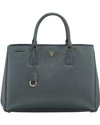 Prada Saffiano Gardner'S Tote Bag - Lyst