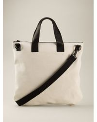 Common Projects - Logo Patch Tote - Lyst