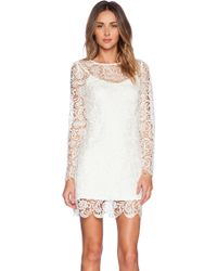 Jaggar - Dove Dress - Lyst