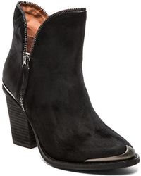 Jeffrey Campbell Sheraton Bootie - Lyst