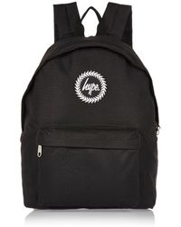 River Island Black Hype Backpack - Lyst