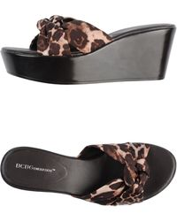 BCBGeneration Wedge - Lyst