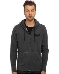 Diesel Gray S-d-p Sweatshirt - Lyst