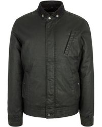 Racing Green Royston Short Wax Jacket - Lyst