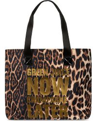 Juicy Couture Graphic Sport Tote Leopard - Lyst