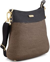Eric Javits Squishee Escape Pouch Bag - Lyst