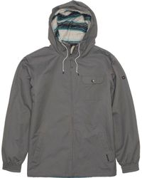 Vissla - Breakers Reversible Jacket - Lyst