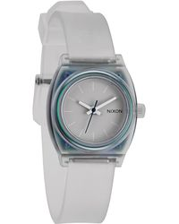 Nixon - Small Time Teller P Watch - Lyst