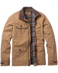 Toad&Co - Carver Canvas Coat - Lyst