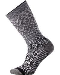 Smartwool - Snowflake Flurry Sock - Lyst