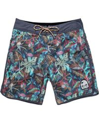 Howler Brothers - Bruja Stretch Board Short - Lyst