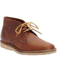 Red Wing - Weekender Chukka Shoe - Lyst