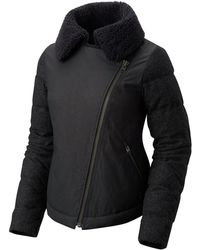 Sorel - Tivoli Moto Down Jacket - Lyst