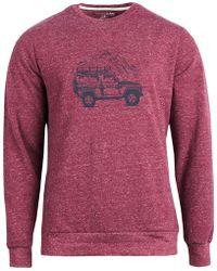 United By Blue - Adventure Mobile Pullover Crew Sweatshirt - Lyst
