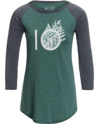 Tentree - Fern Ten 3.25 T-shirt - Lyst