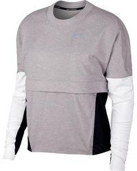 Nike - Therma Sphere Long-sleeve Top - Lyst