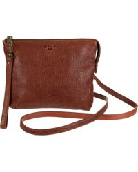 Will Leather Goods - Opal Zip Pouch Crossbody Purse - Lyst
