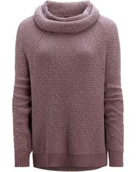 Free People - By Your Side Sweater - Lyst