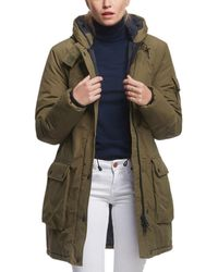 Penfield - Lexington Insulated Parka - Lyst