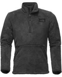The North Face - Campshire Fleece Pullover - Lyst