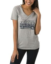 Tentree - Vanlife Shirt - Lyst