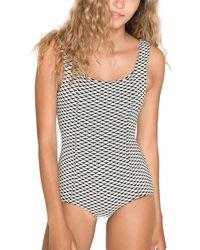 Seea Swimwear - Tofino One-piece Swimsuit - Lyst