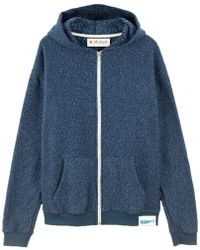 ad7ab9ed99e8 Lyst - Vineyard Vines Vintage Whale Graphic Pullover Hoodie in Blue ...