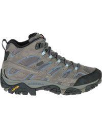 Merrell - Moab 2 Mid Waterproof Hiking Boot - Lyst
