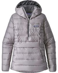 Patagonia - Down Sweater Pullover Hoodie - Lyst