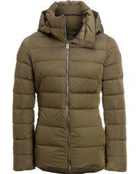 Add   Duck Down Hooded Jacket   Lyst